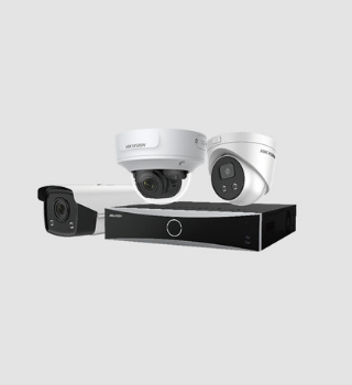 CCTV | KIT HIKVISION Easy IP 4.0